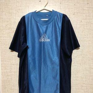 ADIDAS Blue T Shirt